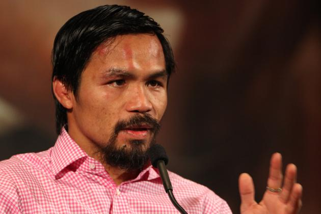 Nevada State Athletic Commission Has No Plans to Review Pacquiao vs Bradley