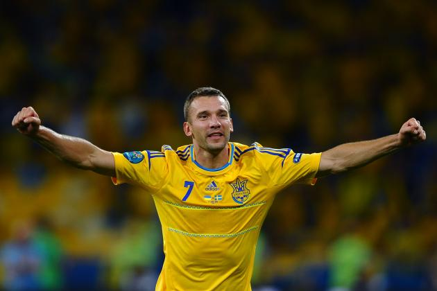 Euro 2012: Will Ukraine Become the Feel Good Story of the Tournament?