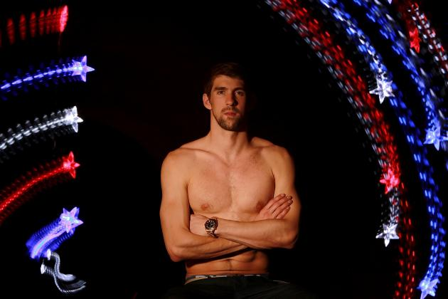 London 2012 Olympics: Michael Phelps Will Put on a Show in His Last Olympics