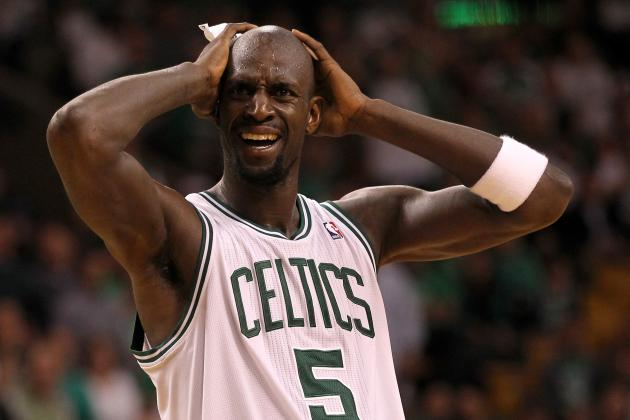 Report: Spurs Interested in Garnett