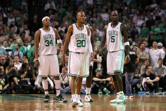 Boston Celtics: A Look Back at the Big Three Era and What It Meant