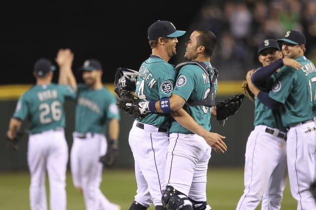 Jesus Montero Appears to Be Catching on with Seattle Mariners