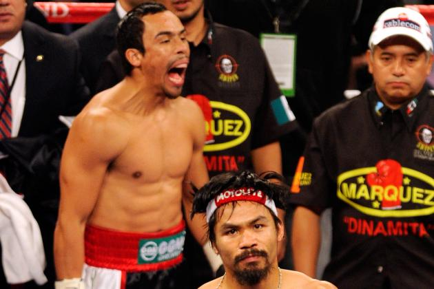 Juan Manuel Marquez: 'I Think Pacquiao Won by at Least Five Points'