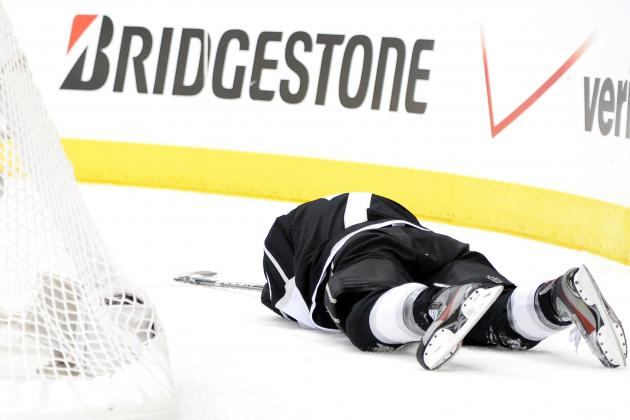Stanley Cup Final 2012: Refs Decide It's Time for Kings to Win
