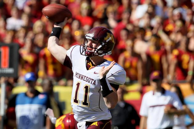 Big Ten Breakdown 2012: Minnesota Golden Gophers, Part 4, Final Breakdown