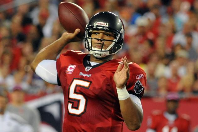 Josh Freeman: What Are the Realistic Expectations in 2012?