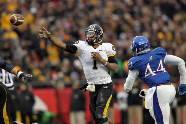 Missouri Football: Why James Franklin's Production Will Make or Break Tigers