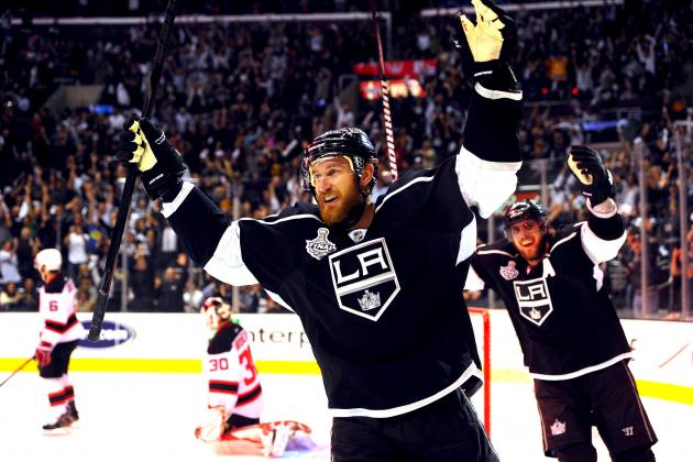 Devils vs. Kings: Live Blog, Highlights and Analysis of Stanley Cup Final Game 6