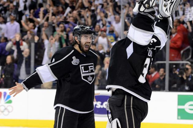 LA Kings Complete Cinderella Run to Claim Stanley Cup Glory