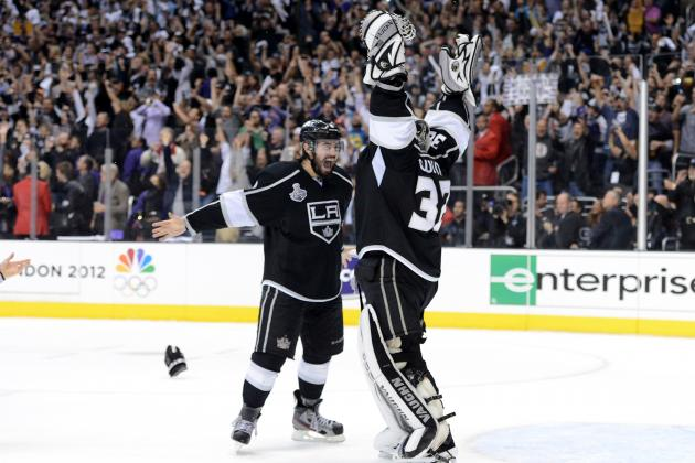 Los Angeles Kings: A Stanley Cup Win for the Kings Is a Win for the NHL