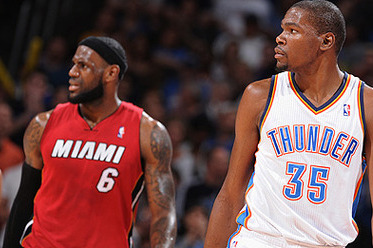 NBA Finals 2012 Preview: Oklahoma City Thunder vs. Miami Heat