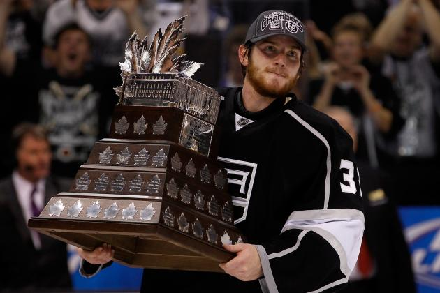Conn Smythe Trophy: Jonathan Quick Was Only Logical Choice for Top Honor