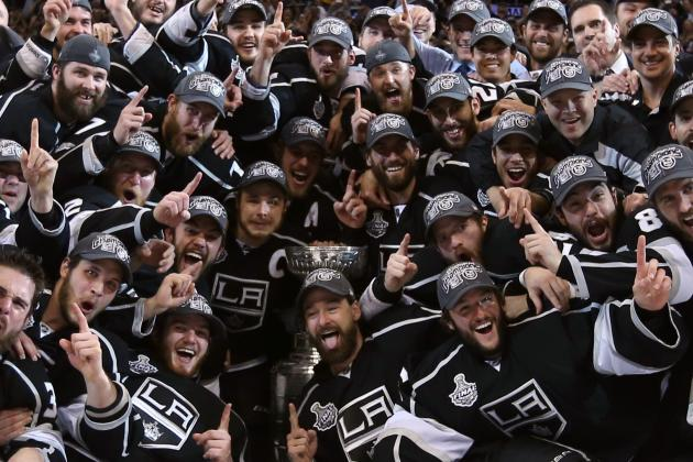 Stanley Cup Finals 2012: Can the Los Angeles Kings Become an NHL Dynasty?