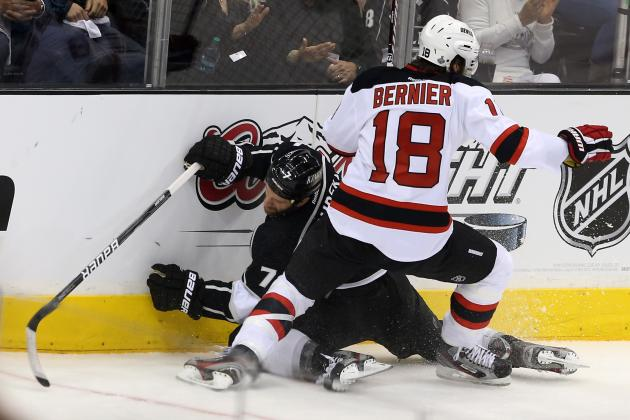 Stanley Cup Finals: Steve Bernier and Peter DeBoer Are Devils' Game 6 Goats