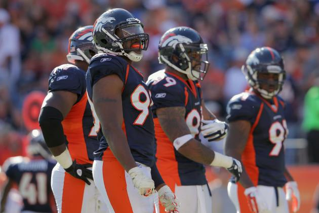 Denver Broncos Training Camp: Defensive Tackle to Be Biggest Position Battle