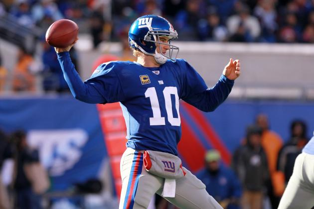 What Can We Realistically Expect from Eli Manning in 2012?