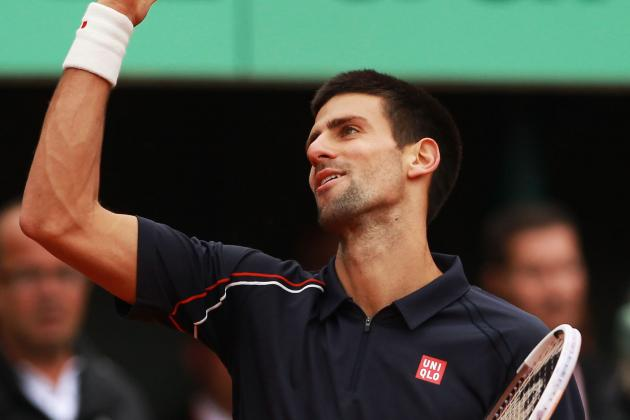 French Open 2012: Rafael Nadal Defeats Novak Djokovic (Retro Recap Part 2 of 3)