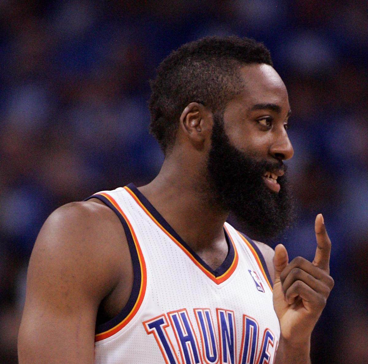 James Harden: Time to Fear the Beard | Bleacher Report ...