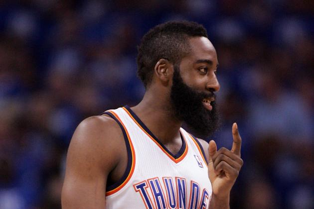 James Harden: Time to Fear the Beard