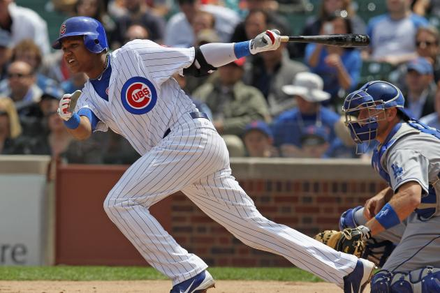 Why Starlin Castro Will Never Be a True Superstar Without Plate Discipline