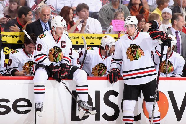 Chicago Blackhawks Should Break Up Their Core for a Little Depth