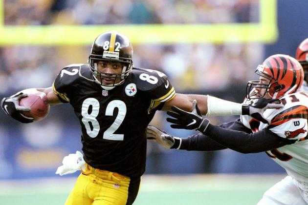 Retro Steelers: Yancey Thigpen Becomes Premier Wide Receiver in Pittsburgh