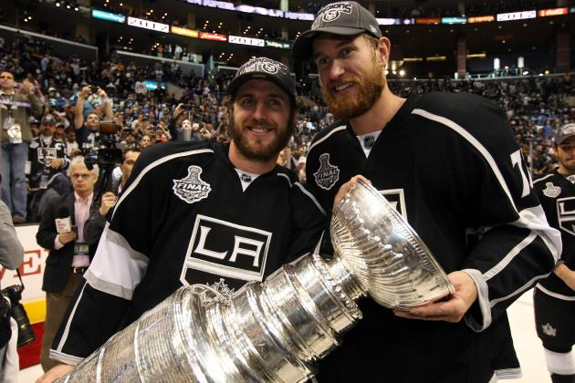 Stanley Cup Playoffs 2012: Kings Who Redeemed Themselves Most in Finals Triumph