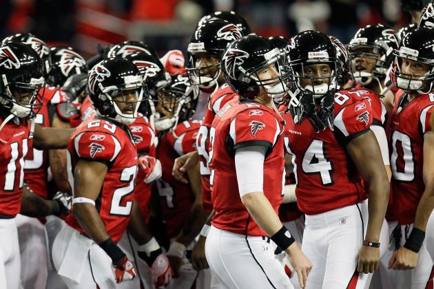 NFC South Morning Jog: Can Falcons' Offense Be Best in NFC?
