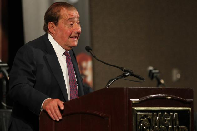 Bob Arum Claims Manny Pacquiao Would've Knocked out Timothy Bradley