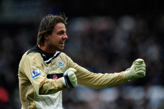 Tottenham Transfer News: Is Tim Krul Making a Move to White Hart Lane?