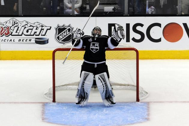 Devils vs. Kings: Players on Rise After Strong Play in Stanley Cup Finals