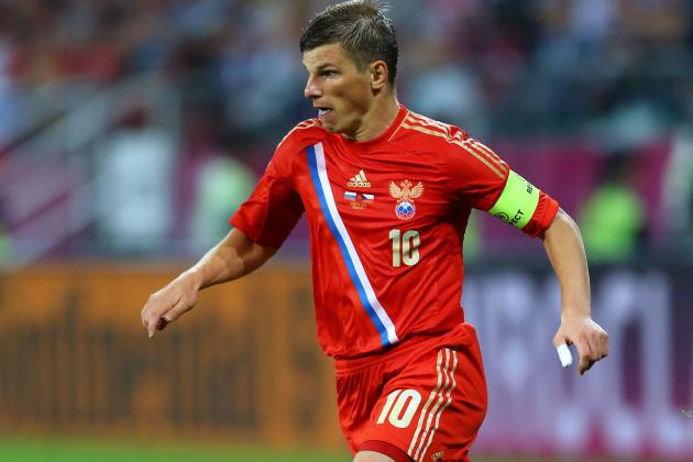 Poland vs Russia Euro 2012: Studs That Will Lead Sbornaya over Host Squad
