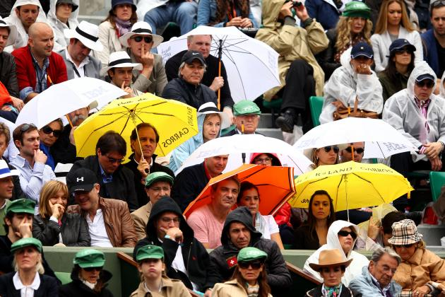 5 Things No One Will Miss Now That the 2012 French Open Is History