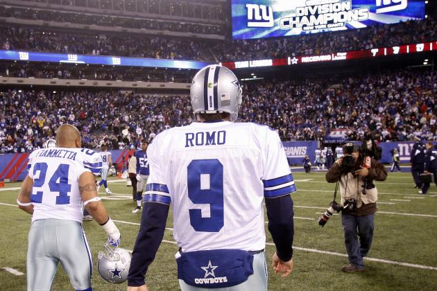 Tony Romo: What Are Realistic Predictions for the Dallas Cowboys' QB in 2012?