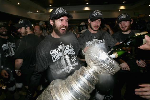 LA Kings Parade 2012: Date, Route and Time for Kings' Stanley Cup Celebration