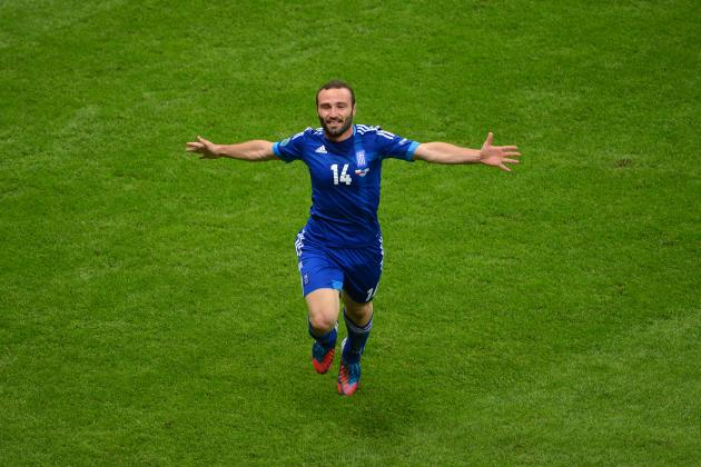Greece vs. Czech Republic Euro 2012: Greeks Must Go on Attack in Group a Match
