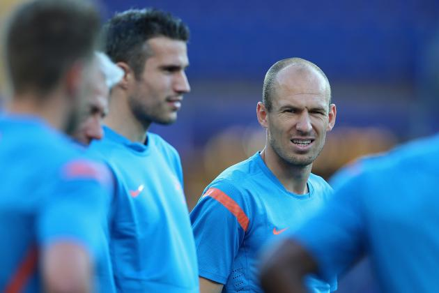 Arjen Robben: Are the Netherlands Better Off Without Him Against Germany?