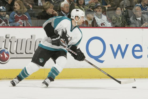 Brad Stuart Trade Makes Sense for San Jose Sharks, Detroit Red Wings
