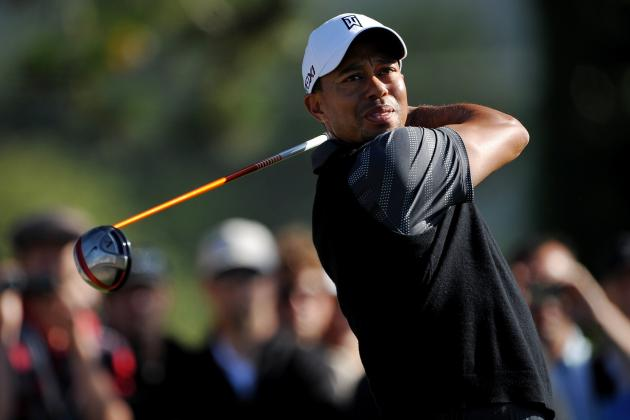 US Open Golf Predictions 2012: Handicapping Odds of Tournament Favorites