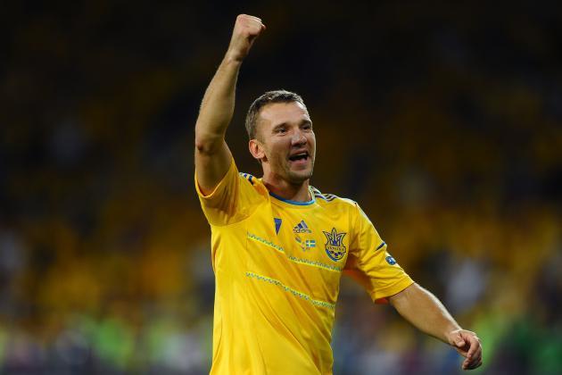 Euro 2012 Championships: Andriy Shevchenko Still Ukrainian Soccer Tsar