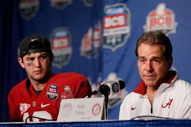 Alabama Football: Why the Tide Will Roll Through the SEC in 2012