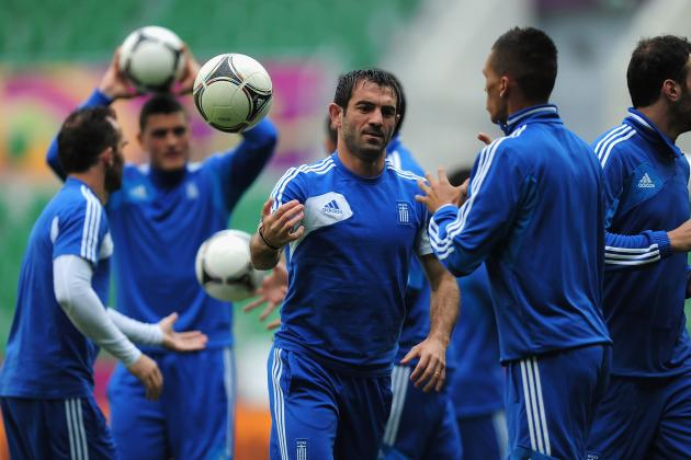 Greece vs. Czech Republic Euro 2012: Highlighting the Most Intriguing Players