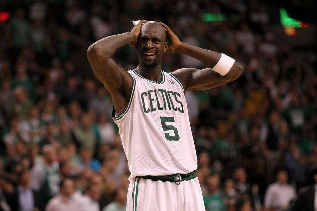 NBA Rumors: Retirement Is Best Option for Both Kevin Garnett and Boston Celtics