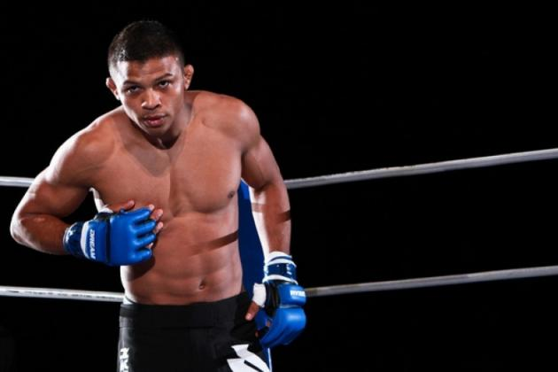 Bibiano Fernandes Confuses the World, Says He Never Signed with the UFC