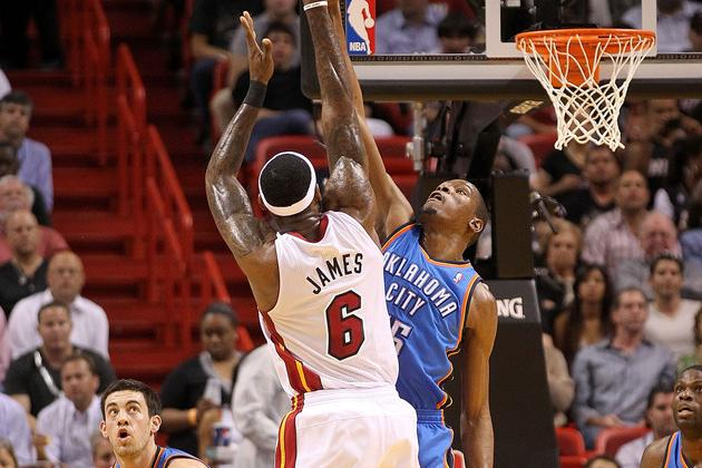 NBA Finals 2012: Heat vs. Thunder Will Turn off the Casual Fan