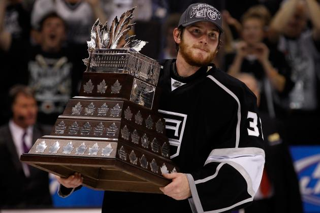 Stanley Cup Playoffs 2012: Postseason Solidified Jonathan Quick's Star Status