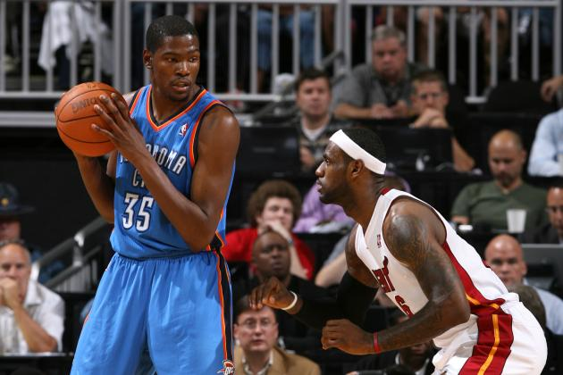 Heat vs. Thunder: NBA Finals 2012 Preview