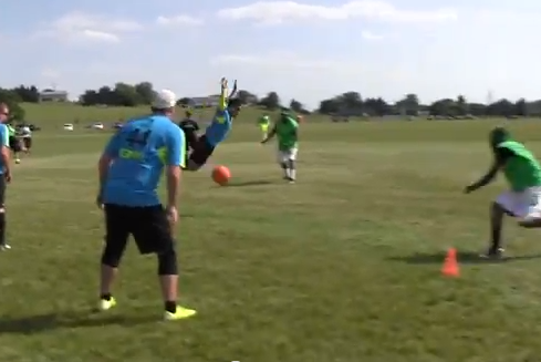 Kickball Video Will Have You Rethink Everything You Thought About Sport