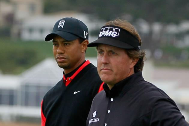 Tiger Woods: Superstar Pairing with Mickelson and Watson Doomed to Disappoint