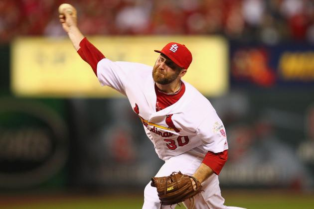 St. Louis Cardinals Closer Jason Motte Won't Get by on His Fastball Alone
